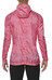 asics fuzeX Packable Jacket Women Brush Peach Melba